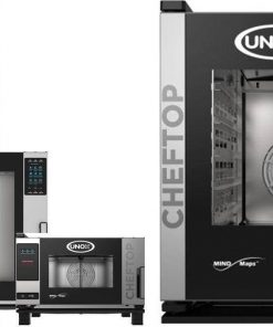 Elektrické konvektomaty UNOX CHEFTOP MINDMAPS