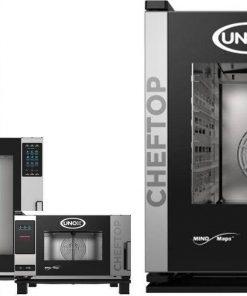 Plynové konvektomaty UNOX CHEFTOP MINDMAPS