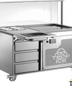 Zmrzlinové Stroje Tepp-Ice